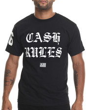 Wu-Tang Limited - Cash Rules T-Shirt