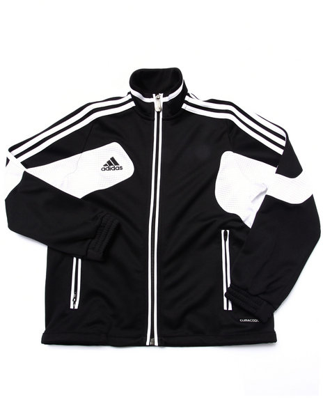 Adidas - Boys Black Youth Condivo Training Jacket - $53.99