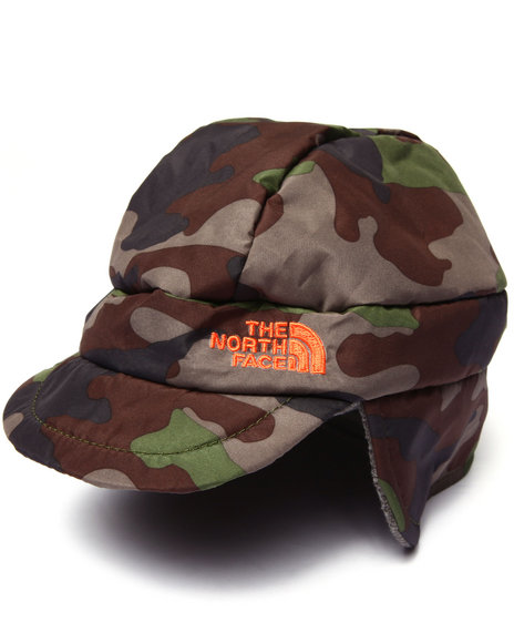 The North Face Boys Flapjacks Hat (Infant) Camo