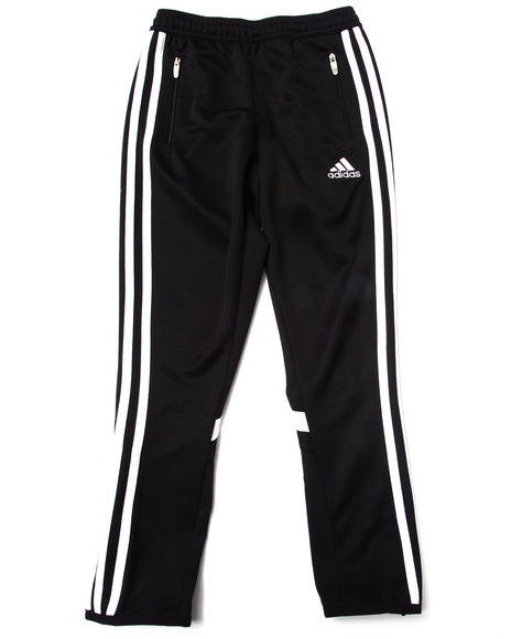 Adidas - Boys Black Youth Condivo Training Pant (8-20)