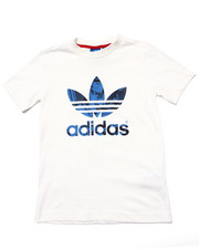 Adidas - Junior Shoebox Tee