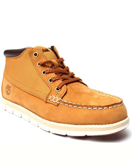 Timberland - Men Wheat Harborside Moc Toe Chukka Boots