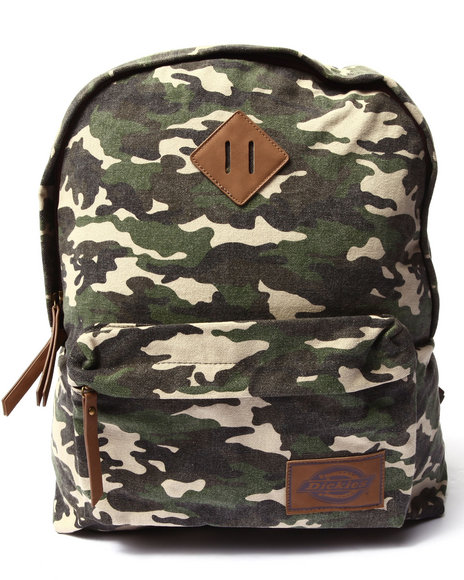 Dickies Men The Classic Backpack Camo