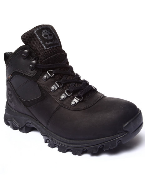 Timberland - Men Black Earthkeepers Mt Maddsen Waterproof Boots