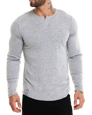 Long-Sleeve - Independent L/S Henley