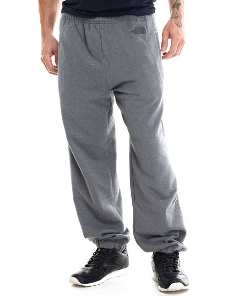 Ur-ID 186642 The North Face - Men Grey Logo Sweatpants
