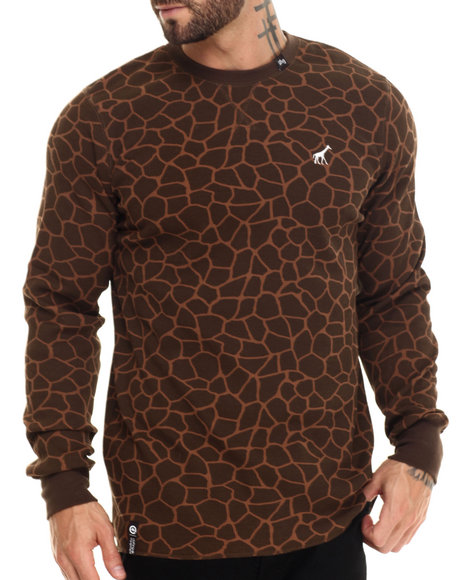 Lrg Brown Thermals