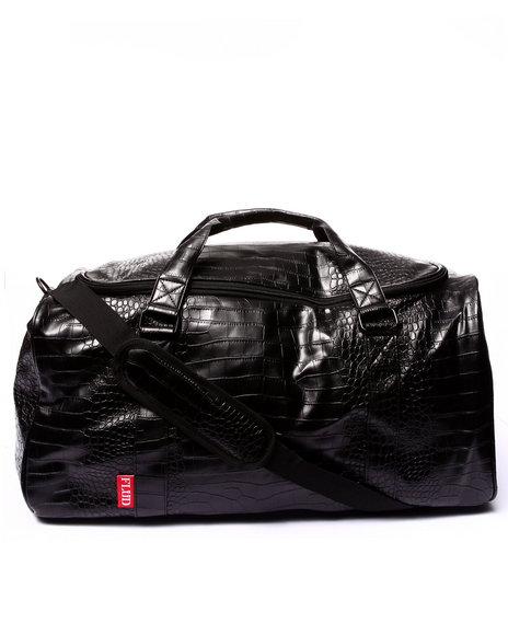 Flud Watches Men Major Duffle Bag Animal Print