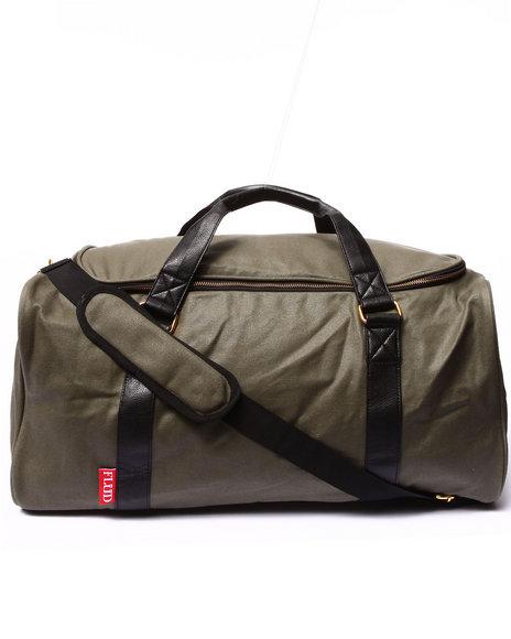 Flud Watches Men Major Duffle Bag Camo