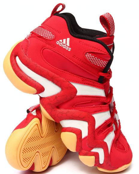 Adidas - Men Orange Crazy 8 Sneakers