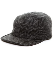 Accessories - PAYTON 5 Panel Herringbone Hat