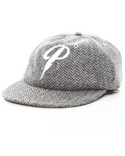 Accessories - EFREM Herringbone P Hat