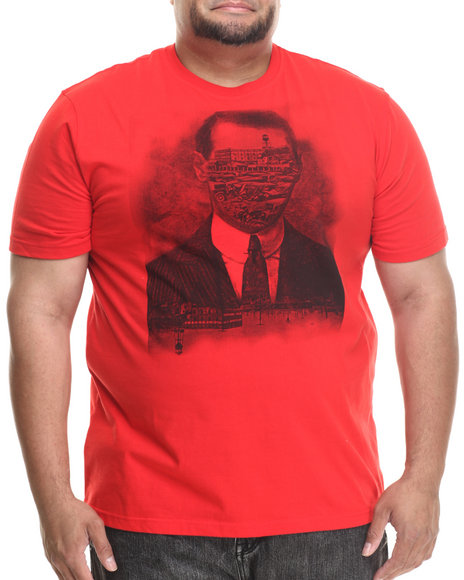 Eight 732 - Men Red Madness T-Shirt (B&T)