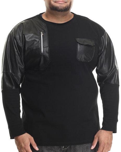 Enyce - Men Black Mongo Thermal (B&T)