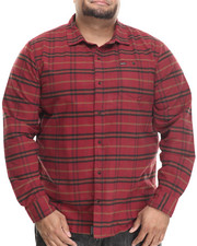LRG - Independent Thinkers Plaid L/S Button-Down (B&T)