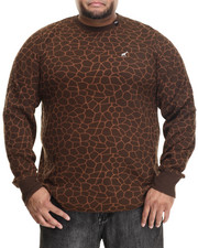 Men - Giraffe L/S Thermal (B&T)