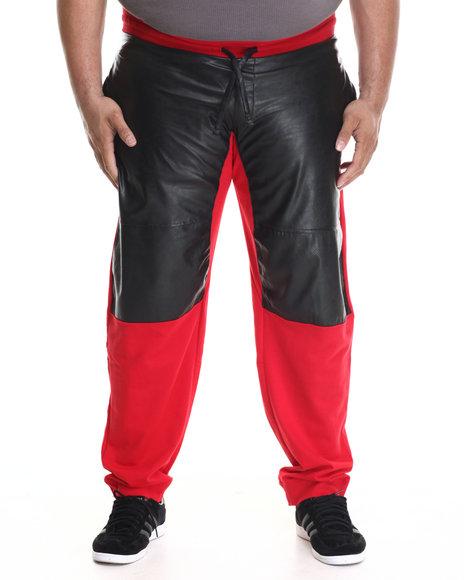 Enyce - Men Red Rhianna Sweatpants (B&T)