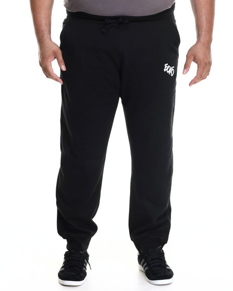 Ecko - Men Black Ecko Jogger Sweatpants (B&T)