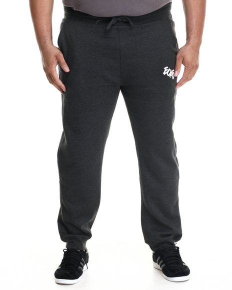 Ecko - Men Charcoal Ecko Jogger Sweatpants (B&T)