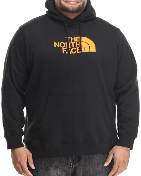 The North Face - Men Black Half Dome Hoodie (B&T)