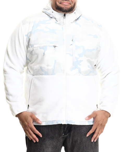 The North Face Men Denali Hoodie (3Xl) Multi 3X-Large