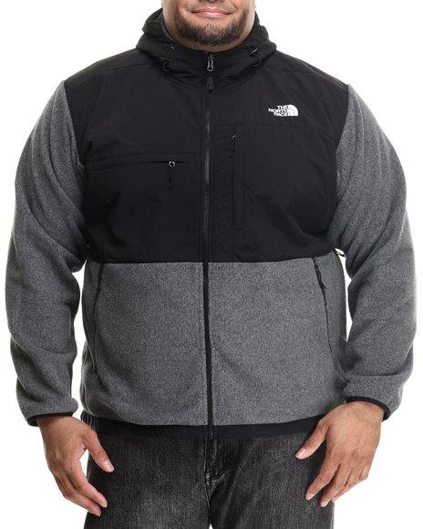 The North Face Men Denali Hoodie (3Xl) Black 3X-Large