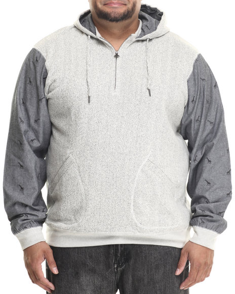Lrg - Men Grey Birch Pullover Hoodie (B&T)