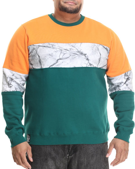 Lrg Green Sweatshirts