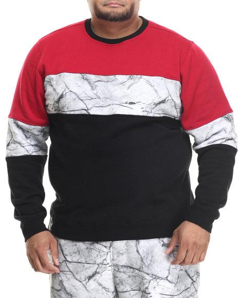 Lrg - Men Black Bridgework Sweatshirt (B&T)