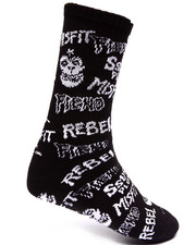 Buyers Picks - Punk Print Socks