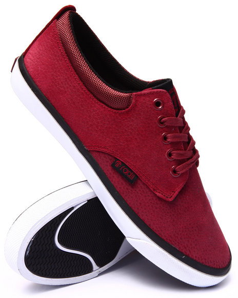 Ur-ID 186737 Radii Footwear - Men Maroon The Jax Sneakers