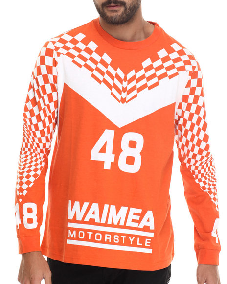 Waimea Orange T-Shirts