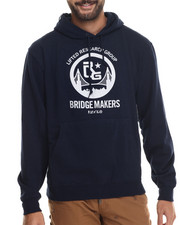 Men - Bridge Makers Pullover Hoodie