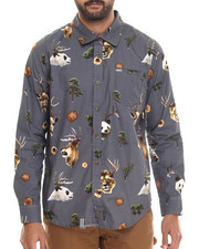 LRG - The Wild L/S The Wild L/S Button-Down