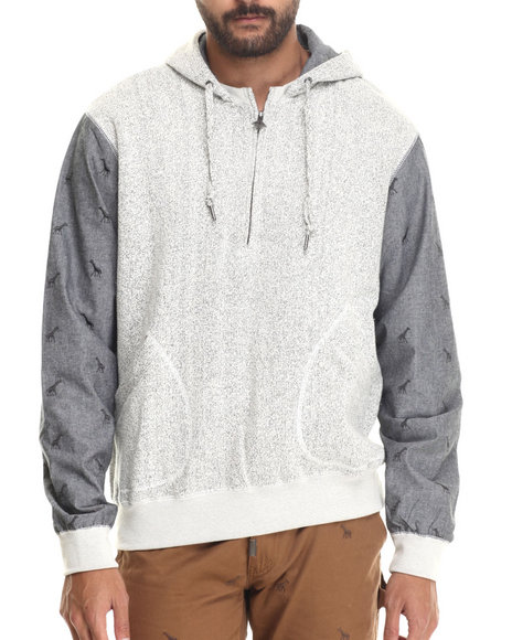 Lrg - Men Grey Birch Pullover Hoodie