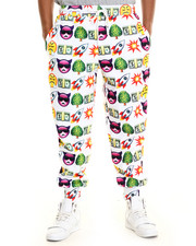 Men - Emoji Life Jogger Pants