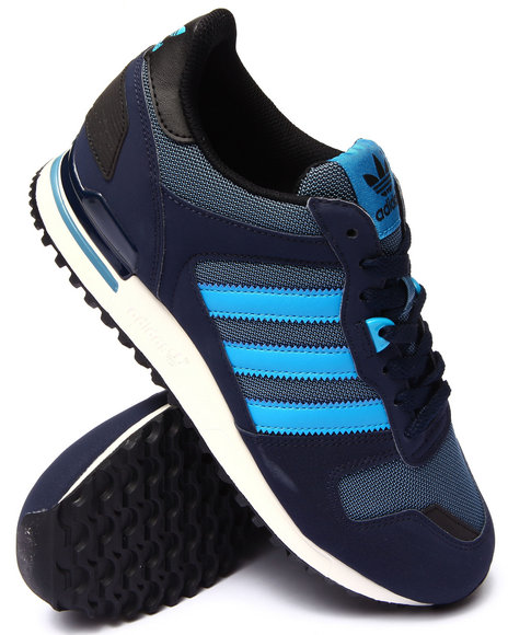 Adidas - Men Blue Zx 700 Sneakers