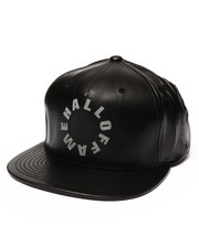 Buyers Picks - Center Snapback Cap