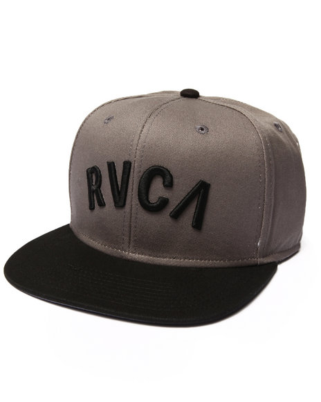 Rvca Grey Clothing & Accessories