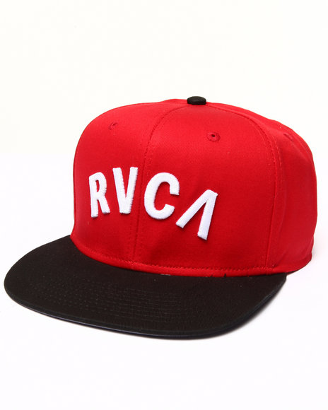 Rvca Red Clothing & Accessories