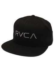 The Skate Shop - RVCA Twill 2 Snapback Cap