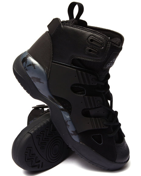 Adidas - Men Black Eqt Basketball Sneakers