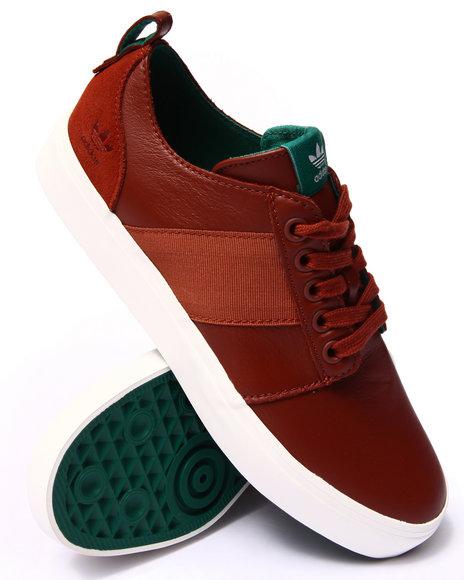 Adidas - Men Red,Tan Army Tr Lo Sneakers