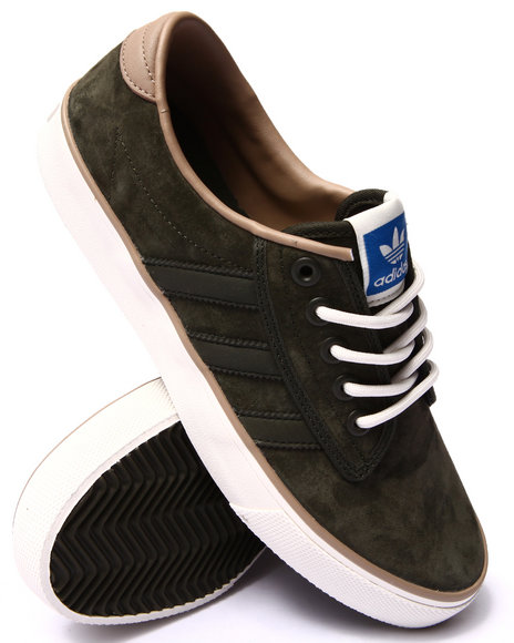 Adidas - Men Green Kiel Sneakers