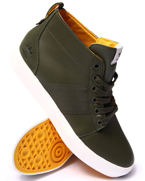 Adidas - Men Green Army Tr Chukka Sneakers