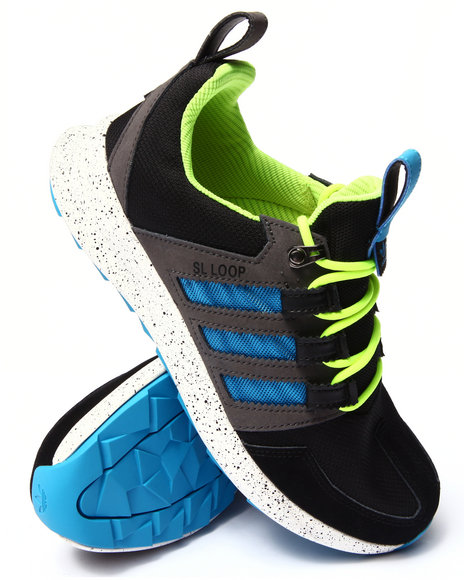 Adidas - Men Black Sl Loop Runner Tr Sneakers