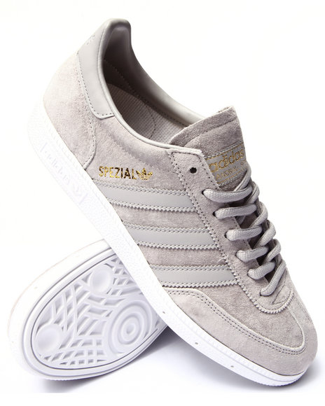 Adidas - Men Grey Spezial Sneakers