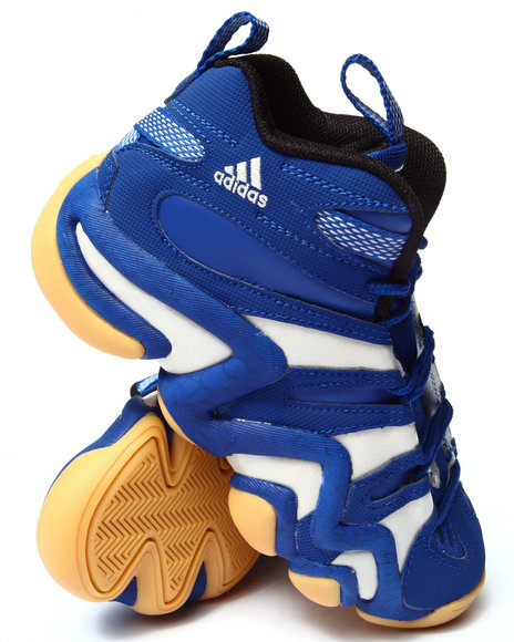 Adidas - Boys Blue Crazy 8 J Sneakers (3.5-7)