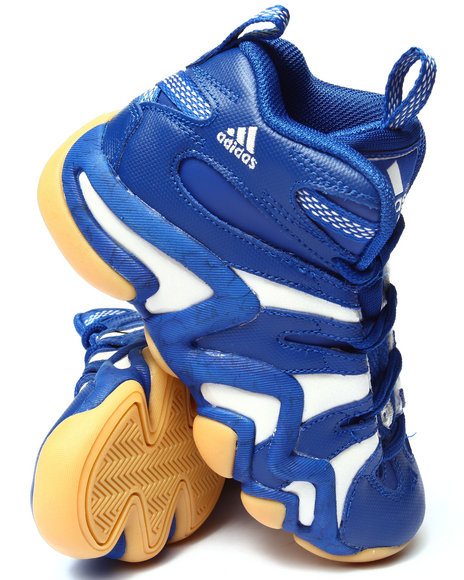 Adidas - Boys Blue Crazy 8 C Sneakers (11-3)