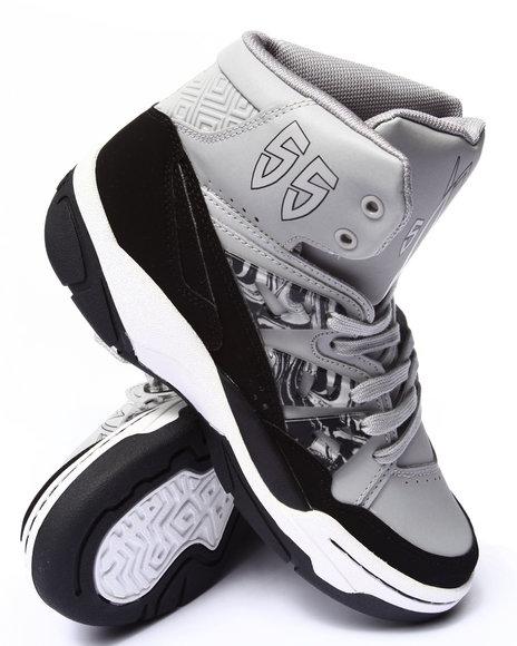 Adidas - Men Grey Mutombo Sneakers
